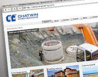 Chatwin Engineering Website