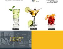 corporate website - drafts