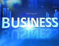 BUSINESS TALK SHOW OPENER