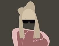 Gaga over minimalism