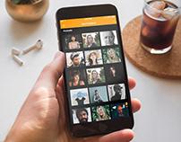 XD Daily Challenge Day 3 - Shutterbug Photo App