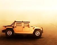 VIDEO: Desert Jeep