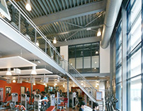SRO Health Club, Soest, the Netherlands
