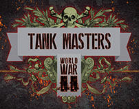 Tank Masters World War II Playing Cards