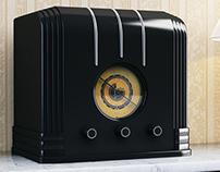 Sparton radio