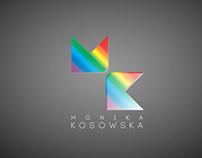 M.KOSOWSKA logotype