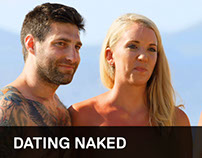 Dating Naked, discovery channel. Motion Graphic