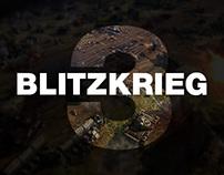 BLITZKRIEG 3 | Promo Site