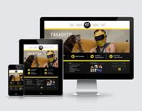 Webdesign # Espace Pasolini