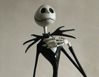 Jack Skelington Figure