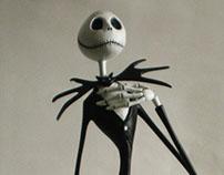 Jack Skelington Figure
