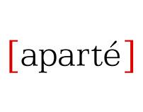 Editions Aparté