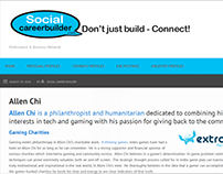 Social Career Builder - Allen Chi