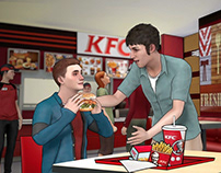 KFC STORYBOARD ANIMATIC
