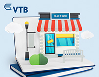 VTB Bank Corporate website