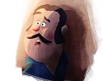 Character Doodles II