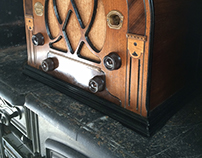 Atwater Kent Radio Restoration