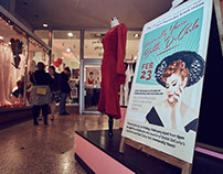 Pinup Girl Clothing {Print/Web/Advertising}