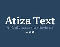 Atiza Text