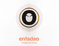 Enfadao / rice vinegar packaging