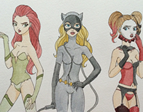 Fan Art Batman: The Animated Series