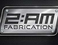 2:AM Fabrication - Brand Development