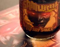 Samurai Soy Sauce