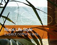 Rixos Hotels Global Website