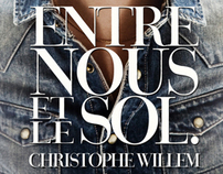 C.Willem - Entre nous et le sol - Promo CD Cover.