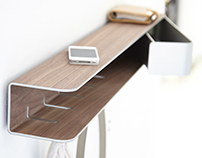 Assetto Wall Shelf