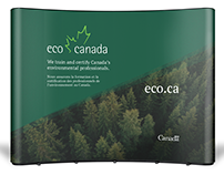 Eco Canada - Trade Show Booth and Banners