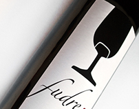 Fudre, wine label