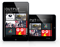 Computer Arts Magazine on iPad
