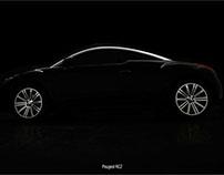 Peugeot RCZ Video Clip