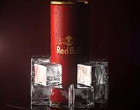 Red Bull Cane Modeling