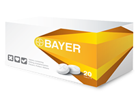Bayer Aspirin Identity / Packaging Study