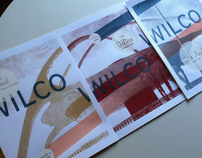 Wilco • Los Angeles concerts triptych