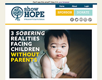 Show Hope Email Template