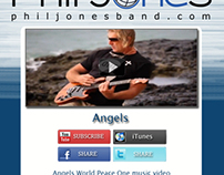 Phil Jones band first emailer
