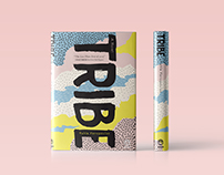 Tribe, a book cover
