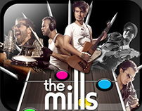 The Mills - PlayBook Game