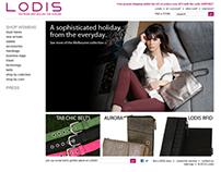 Lodis Website