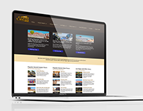 Grand Canyon Tour and Travel Website Redesign