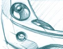 Karmann Ghia WIP