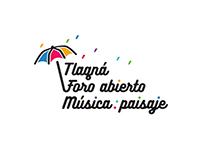 Tlacná foro abierto música: paisaje