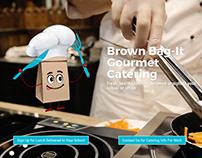 Brown Bag It Gourmet Catering