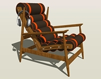 Hi-Fi Lounge Chair