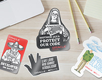 NETSUITE (ORACLE) STICKERS
