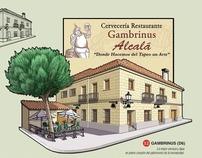 ALCALA DE HENARES - FACHADAS 2