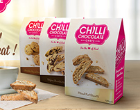 CHILLI CHOCOLATE CHEFS PACKAGING